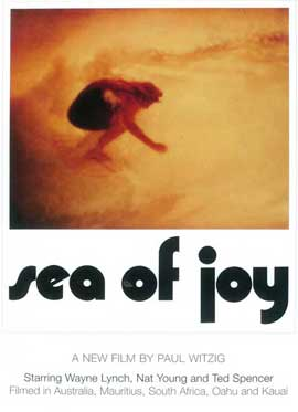 Sea of Joy - 11 x 17 Movie Poster - Style A