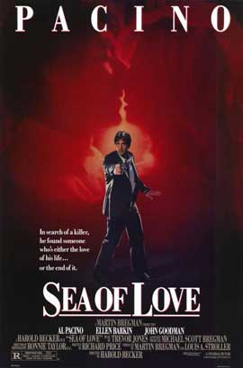 Sea of Love - 11 x 17 Movie Poster - Style A