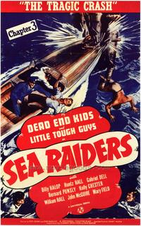 Sea Raiders - 43 x 62 Movie Poster - Bus Shelter Style A