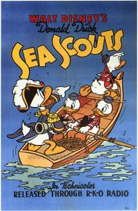 Sea Scouts - 43 x 62 Movie Poster - Bus Shelter Style A