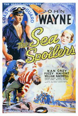 Sea Spoilers - 27 x 40 Movie Poster - Style A