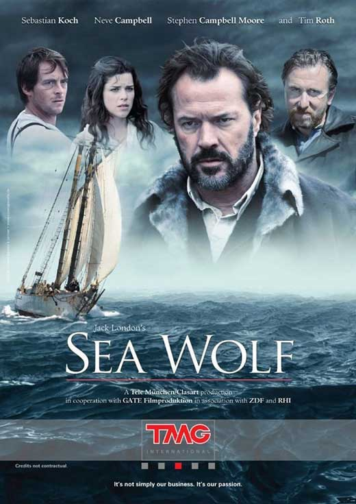 sea wolf movie posters from movie poster shop