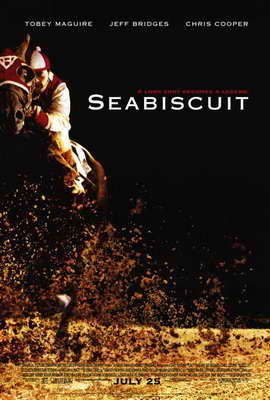 Seabiscuit - 27 x 40 Movie Poster - Style A