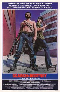 Search and Destroy - 11 x 17 Movie Poster - Style A