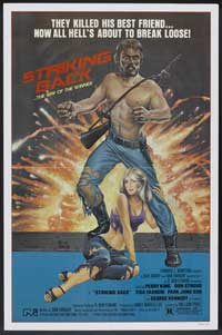 Search and Destroy - 11 x 17 Movie Poster - Canadian Style A