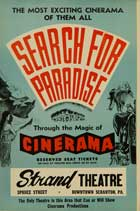 Search for Paradise - 11 x 17 Movie Poster - Style A