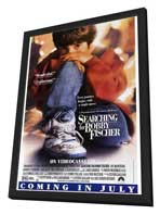 Searching for Bobby Fischer - 27 x 40 Movie Poster - Style A - in Deluxe Wood Frame
