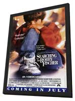 Searching for Bobby Fischer - 11 x 17 Movie Poster - Style A - in Deluxe Wood Frame