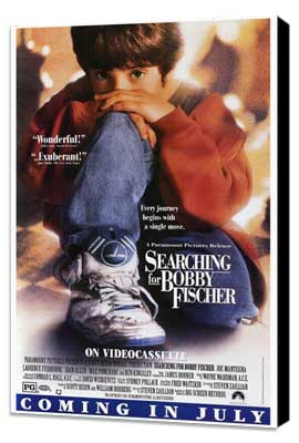 Searching for Bobby Fischer - 27 x 40 Movie Poster - Style A - Museum Wrapped Canvas