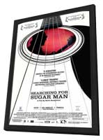 Searching for Sugar Man - 11 x 17 Movie Poster - Style A - in Deluxe Wood Frame