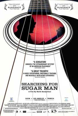 Searching for Sugar Man - 11 x 17 Movie Poster - Style A