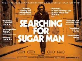 Searching for Sugar Man - 22 x 28 Movie Poster - Style A