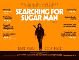 Searching for Sugar Man - 11 x 17 Movie Poster - Style B