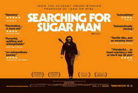 Searching for Sugar Man - 27 x 40 Movie Poster