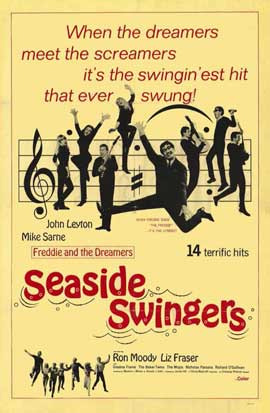 Seaside Swingers - 11 x 17 Movie Poster - Style A