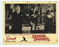 Seaside Swingers - 11 x 14 Movie Poster - Style D