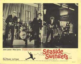 Seaside Swingers - 11 x 14 Movie Poster - Style C