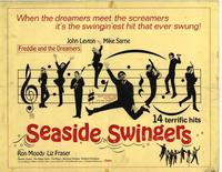 Seaside Swingers - 11 x 14 Movie Poster - Style A