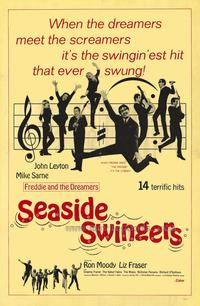 Seaside Swingers - 27 x 40 Movie Poster - Style A