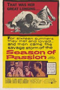 Season of Passion - 27 x 40 Movie Poster - Style A