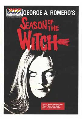 Season of the Witch - 11 x 17 Movie Poster - Style A