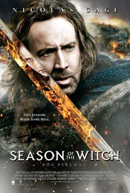 Season of the Witch - 11 x 17 Movie Poster - Canadian Style A