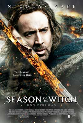 Season of the Witch - 27 x 40 Movie Poster - Style B