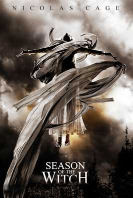 Season of the Witch - 11 x 17 Movie Poster - Style C