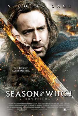 Season of the Witch - DS 1 Sheet Movie Poster - Style B