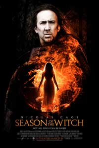 Season of the Witch - 11 x 17 Movie Poster - Style A - Double Sided