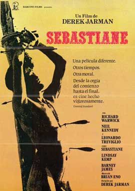 Sebastiane - 11 x 17 Poster - Foreign - Style A