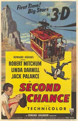 Second Chance - 11 x 17 Movie Poster - Style A