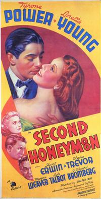Second Honeymoon - 11 x 17 Movie Poster - Style A
