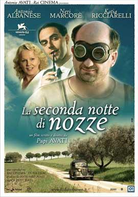 Seconda notte di nozze, La - 11 x 17 Movie Poster - Italian Style A