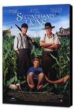Secondhand Lions - 11 x 17 Movie Poster - Style A - Museum Wrapped Canvas