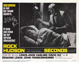 Seconds - 11 x 14 Movie Poster - Style B