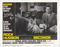 Seconds - 11 x 14 Movie Poster - Style D