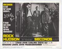 Seconds - 11 x 14 Movie Poster - Style C