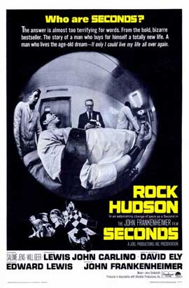 Seconds - 11 x 17 Movie Poster - Style A