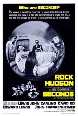 Seconds - 27 x 40 Movie Poster - Style A