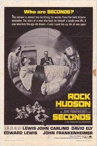 Seconds - 43 x 62 Movie Poster - Bus Shelter Style A