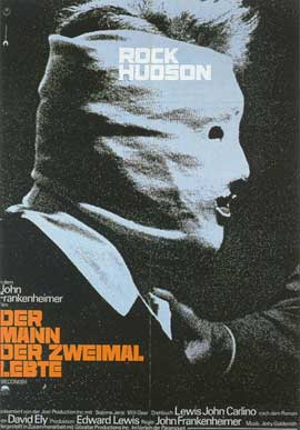 Seconds - 11 x 17 Movie Poster - German Style A
