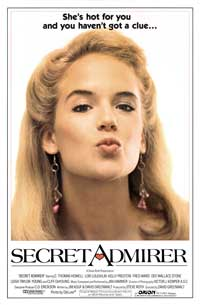 Secret Admirer - 43 x 62 Movie Poster - Bus Shelter Style B