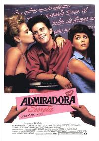 Secret Admirer - 11 x 17 Movie Poster - Spanish Style A