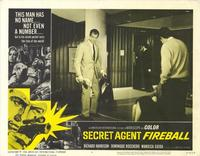 Secret Agent Fireball - 11 x 14 Movie Poster - Style G