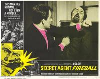 Secret Agent Fireball - 11 x 14 Movie Poster - Style H