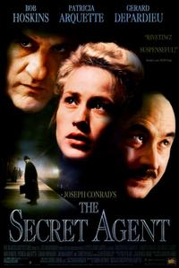 The Secret Agent - 11 x 17 Movie Poster - Style A