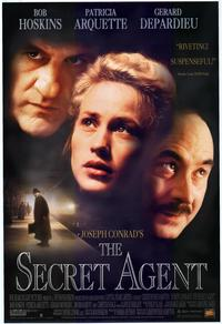 The Secret Agent - 27 x 40 Movie Poster - Style A