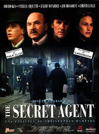 The Secret Agent - 11 x 17 Movie Poster - Spanish Style A