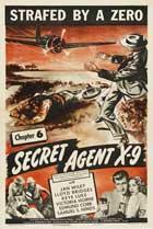 Secret Agent X-9 - 11 x 17 Movie Poster - Style C